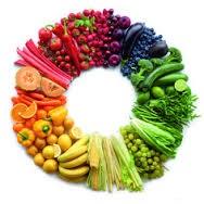 régime multicolore